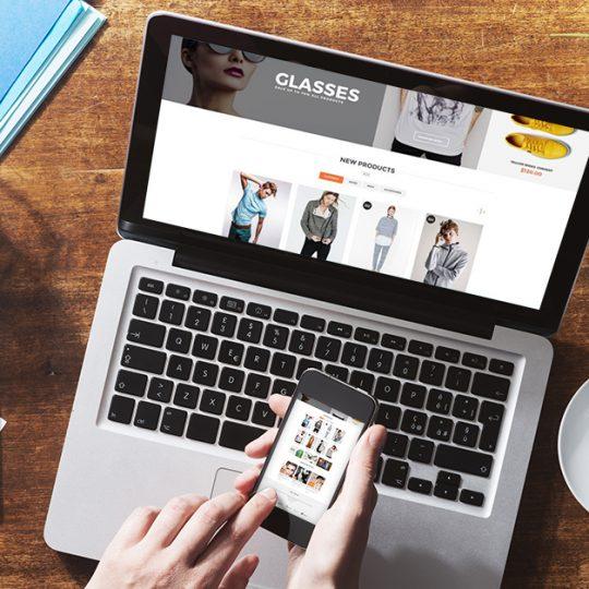 Вашиот бизнис на Интернет – WEB страна – цени од 199 денари …
